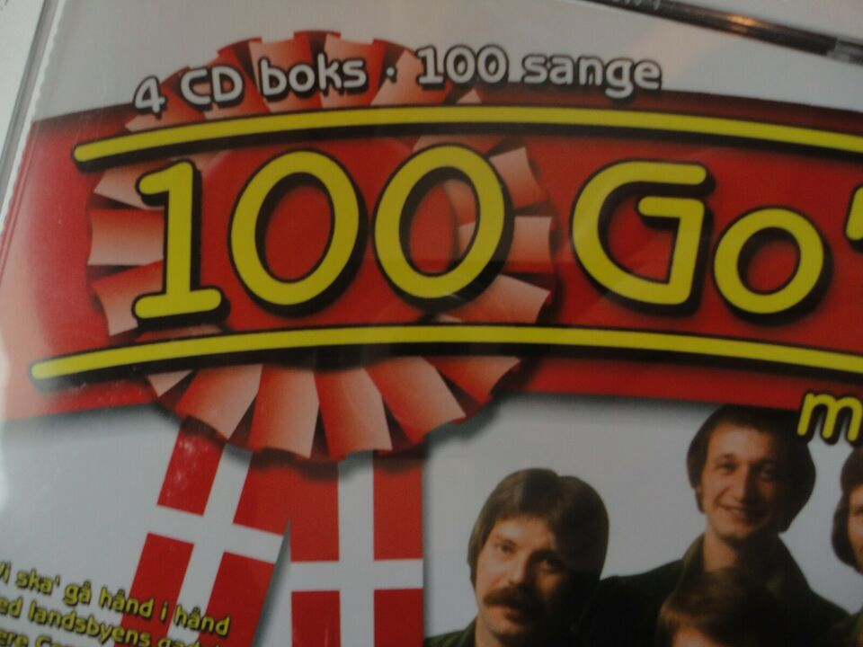 KELD & DONKEYS: 100 Goe, pop
