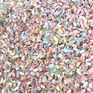 Mermaid-Pastel-Arc-en-Biodegradable-Papier-Tissu-Mariage-Confettis-flutterfall