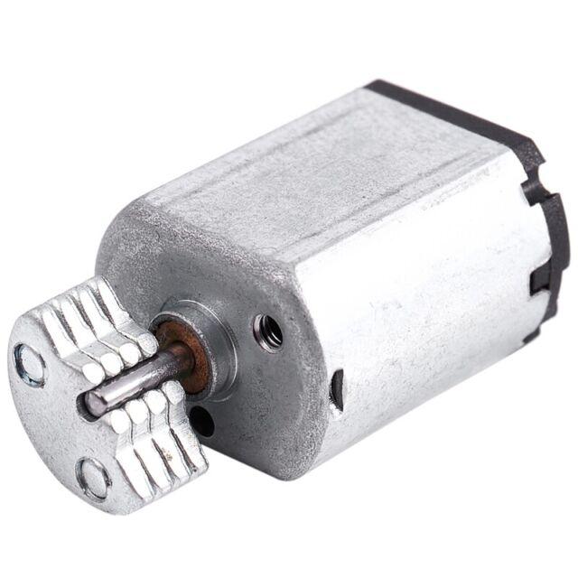 18x15x12mm Silver N3 DC1.5V-9V 0.08A 3200RPM Output Speed Micro Vibrating Motor