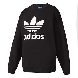 adidas Jungen J TRF C Crew Sweatshirt