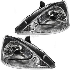 Scheinwerfer-Set-rechts-amp-links-H4-Ford-Focus-I-Bj-10-98-08-01-Limousine-Kombi