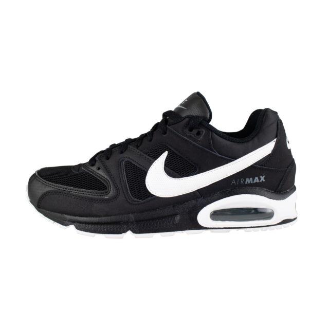 Nike Air Max Command Herren Sneaker Schwarz, EU42