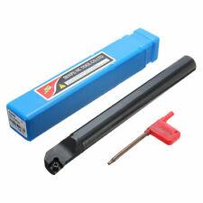 4pcs SCLCR//L SCMCN 12mm Lathe Boring Inserts CCMT09T304 10pcs With Holder Tool
