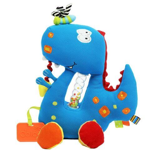 Dolce Dinosaur Soft Baby Activity Toy 0m+