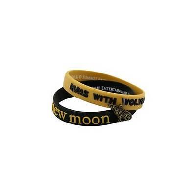 The Twilight Saga: New Moon - Jewellery Bracelet Rub Set Runs with Wolv NEW NECA