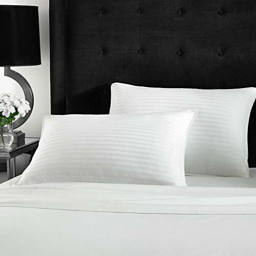 Dust Mite... - Luxury Plush Beckham Hotel Collection Gel Pillow 2-Pack