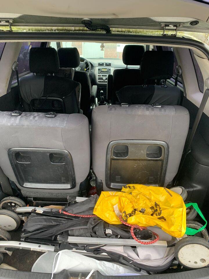Toyota Avensis Verso, 2,0 D-4D 7prs, Diesel