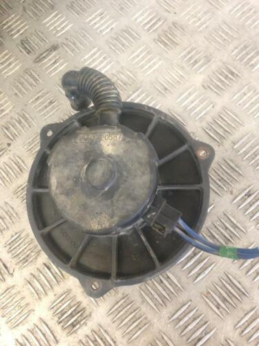 2004 FORD RANGER 4DOOR DOUBLE CAB 2.5 HEATER BLOWER FAN MOTOR