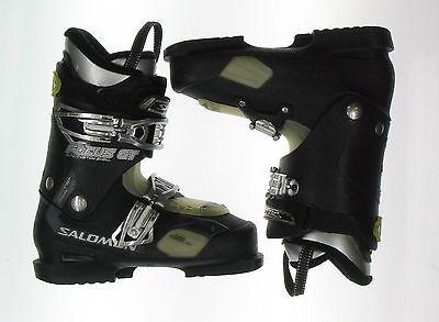 Used Black Salomon Focus GT Recreational Ski Boots Men's