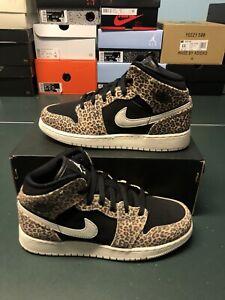 air jordan 1 retro leopardo