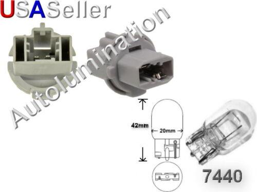 Backup Reverse Lamp Socket Holder Honda Acura 33513-S50-003 Civic Accord