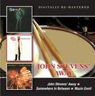John Stevens' Away/Somewhere in Between/Mazin Ennit [9/25] by John Stevens' Away (CD, Sep-2015, 2 Discs, BGO)
