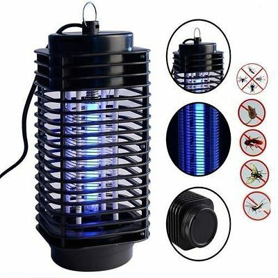 220V Electric Mosquito Fly Bug Insect Zapper Killer With Trap Lamp AU Plug CN