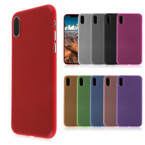 coque iphone x fine rigide