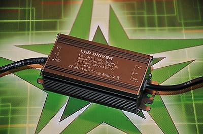 10W - 100W Watt KSQ Treiber LED Konstantstromquelle Driver Fluter Scheinwerfer