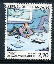 STAMP / TIMBRE FRANCE OBLITERE N° 2507 BANDE DESSINEE / GIRAUD MOEBIUS
