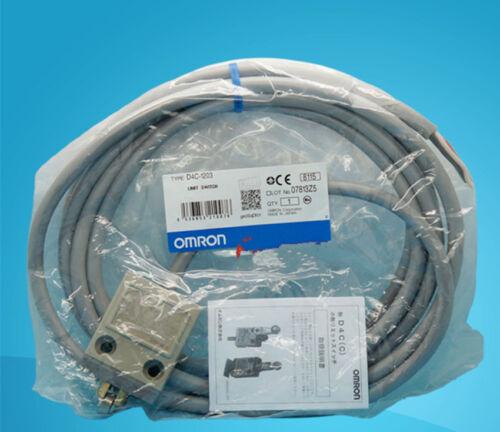 New Omron Limit Switch D4C-1203 D4C-1203