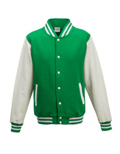 Varsity Jacket Baseball Sweatshirtjacke JH043 College Jacke Herren Damen Girlie