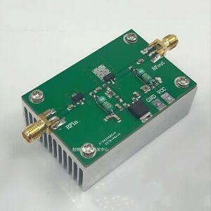 2020-1-512MHz-1-6W-HF-FM-VHF-UHF-RF-Power-Amplifier-Ham-Radio-with-Heatsink