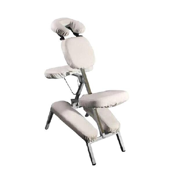 6Pcs Beauty Salon Spa Massage Tattoo Chair Deluxe Flannel Portable Chair Cover