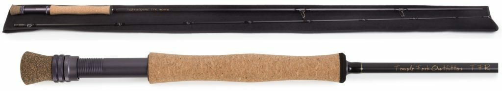 Temple Fork serie Tough Fly Rod 8 WT. 9' 0  2 PC.