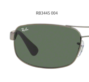 ray ban replacement lenses rb3445