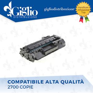 TONER HP LJ Pro 400 M401A Pro 400 M401D Pro 400 M401DN CF280A NERO COMPATIBILE