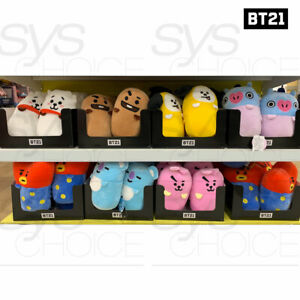 BTS-BT21-Official-Authentic-Goods-Capsule-Cushion-7Characters-Tracking-Number