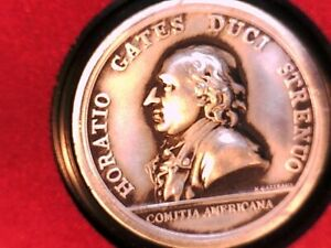 America/'s First Medals General Horatio Gates