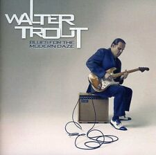 Blues For The Modern Daze - Walter Trout (2012, CD NIEUW)