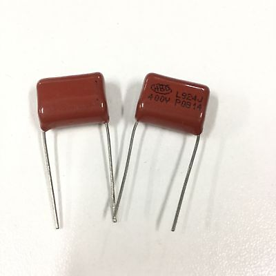 10PCS CBB 334J 400V CBB21 0.33UF 330NF P15 Metallized Film Capacitor