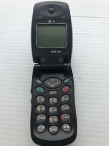 LG LG-TM510 Black Verizon Cell Phone ASIS - Fast Shipping!
