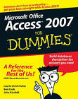 Access 2007 For dummies by Ken Cook, Laurie Ulrich-Fuller, John Kaufeld (Paperback, 2006)