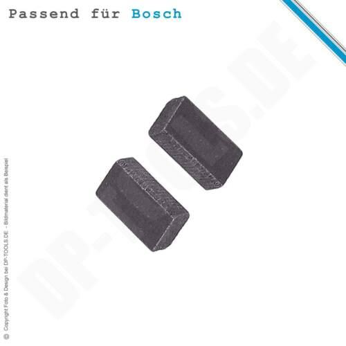 Kohlebürsten für Bosch PWS 750-125 5x8mm 2610391290 Geräte Nr beachten