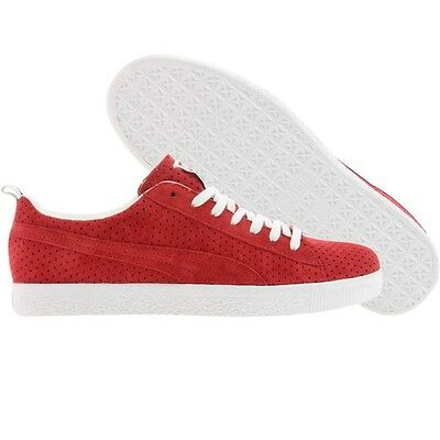 $90 Puma x UNDFTD Clyde Gametime - Chicago ribbon red sz 9