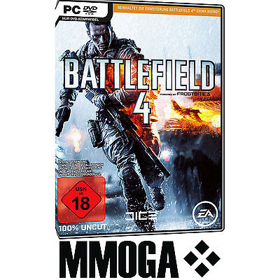 Battlefield 4 Key - BF4 per Origin - [PC] [DE] [NEU]