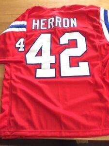 custom patriots jersey