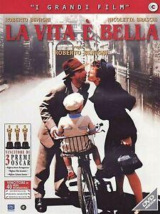 LA-VITA-E-039-BELLA-1995-un-film-di-Roberto-Benigni-DVD-EX-NOLEGGIO-CECCHI-GORI