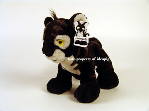 Extra-Large-Neopets-Shadow-Kougra-New-with-Tags