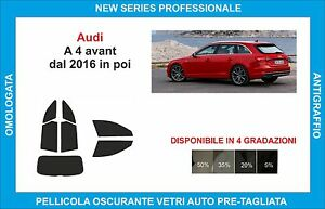 window-tint-glass-audi-a4-avant-from-2016-on-complete-kit