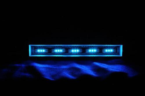 8v COOL BLUE LEDs LAMP KIT VINTAGE RECEIVER 2216 2218 METER STEREO DIAL  AUDIO