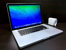 Apple MacBook Pro 15 inch OSX 2015 *One Year Warranty* Fully Loaded 500GB HD!
