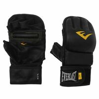 Everlast Leather Heavy Bag Gloves