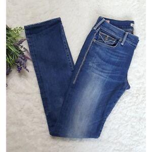 Rise Mid gamba dritta Pantaloni da 26 26 taglia donna a Cora misura HgccSq0w