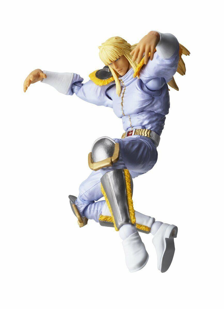 NEW Legacy of Revoltech LR -027 Fist of the North stjärna Shin Figur KAIYODO