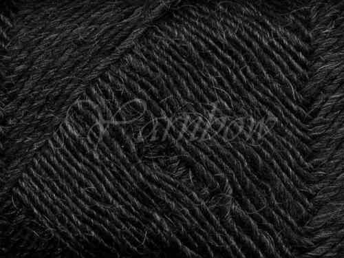 :Lamb/'s Pride Worsted #06: Brown Sheep yarn Deep Charcoal