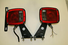 Tail Light / Trailer Light Set, Grote 6C34-13404-AA, FoMoCo 130321A