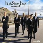 Incomplete [Single] by Backstreet Boys (CD, May-2005, Jive (USA))