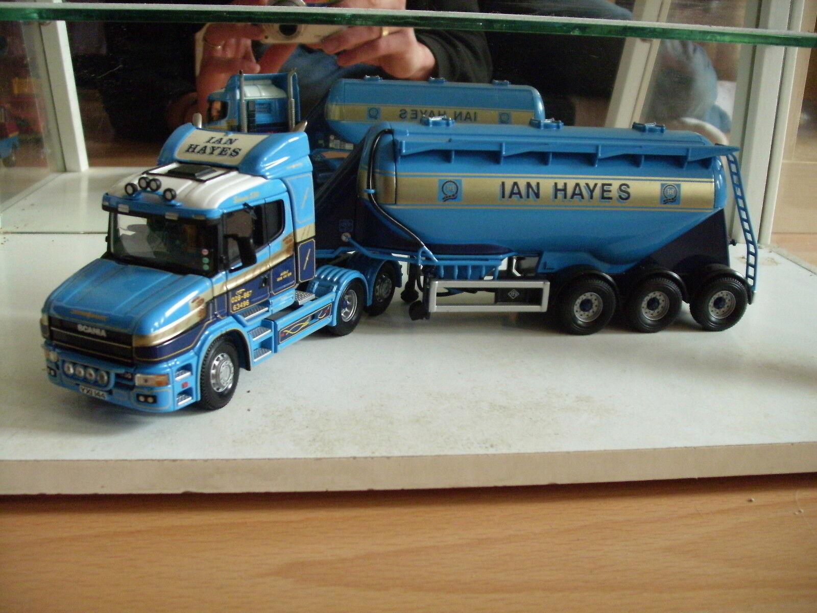 Corgi Scania 530 T Cab Tank Transporter of Ian Hayes