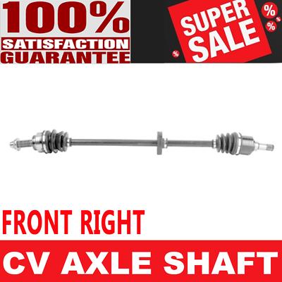 2x Front CV Drive Axle Shaft for FORD FESTIVA 88-93 Standard Transmission